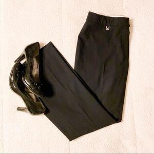 Michael Kors Black Dress Pants/Slacks-Size 8